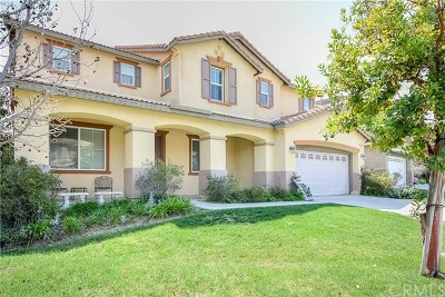 Murrieta Single Family Home For Sale: 40292 Jacob Way