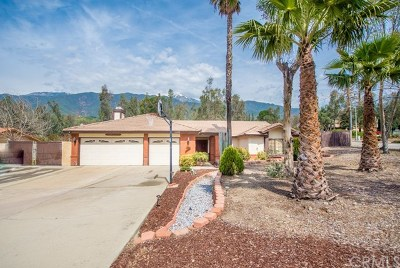Rancho Cucamonga Single Family Home For Sale: 10098 Iron Mountain Court