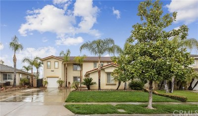 Corona Single Family Home For Sale: 1571 Lupine Circle