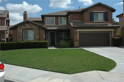 Murrieta Single Family Home For Sale: 36856 Quasar Place