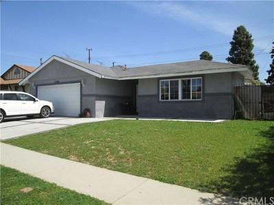 Carson Single Family Home For Sale: 19104 Colbeck Avenue