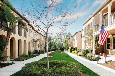 Chino Condo/Townhouse For Sale: 8370 Ranger Lane
