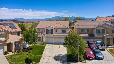 Moreno Valley Single Family Home For Sale: 27040 Storrie Lake Drive
