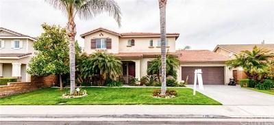 Eastvale Single Family Home For Sale: 6301 Bluebell Street