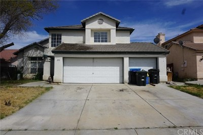 Hemet CA Single Family Home For Sale: $237,000