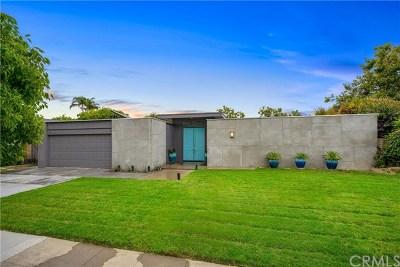 Single Family Home For Sale: 2705 N Flower Street