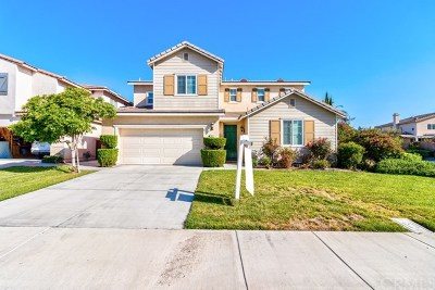 Eastvale Single Family Home For Sale: 13902 Star Ruby Avenue