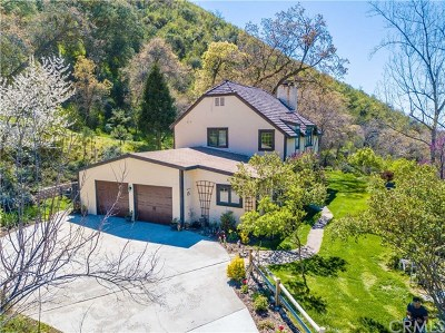 Yucaipa Commercial For Sale: 37877 Potato Canyon Road