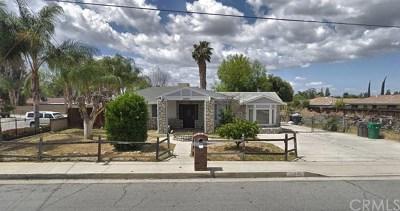 Hemet Multi Family Home For Sale: 25935 Meridian Street