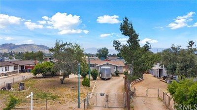 Norco Single Family Home For Sale: 1060 7th Street