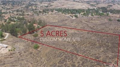 Riverside Residential Lots & Land For Sale: Garret Lane