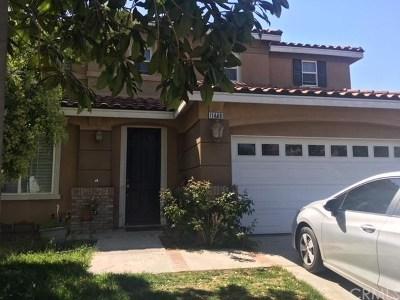 Fontana Single Family Home For Sale: 11448 Bartlett Way