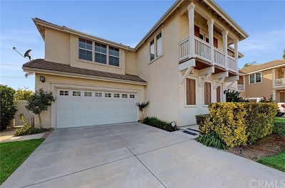 Chino Single Family Home For Sale: 12022 Crystal Court
