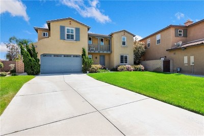 Riverside Single Family Home For Sale: 16109 Blue Mountain Court