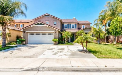 Riverside County Single Family Home For Sale: 7105 Maple Glen Drive
