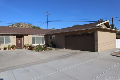 Norco Single Family Home For Sale: 4019 Crestview Drive Drive