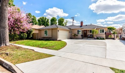 Whittier Single Family Home For Sale: 10708 El Arco Drive