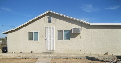 Victorville Multi Family Home For Sale: 16725 Sunset Drive
