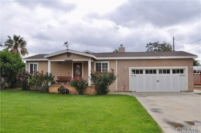 Norco Single Family Home For Sale: 4043 Sierra Avenue