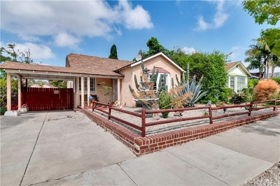 Inglewood Single Family Home Active Under Contract: 1227 N Wexham Way