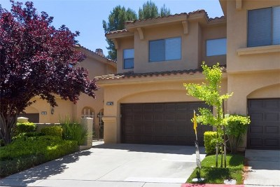 Chino Hills Condo/Townhouse For Sale: 2007 Villa Del Lago Drive #A