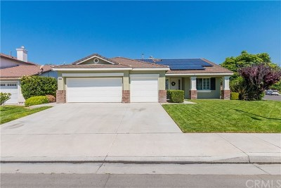 Eastvale Single Family Home For Sale: 6503 Peach Blossom Street