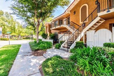 Rancho Santa Margarita Condo/Townhouse For Sale: 4 Via Padres