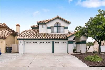 Riverside Single Family Home For Sale: 8916 Mesa Oak Drive