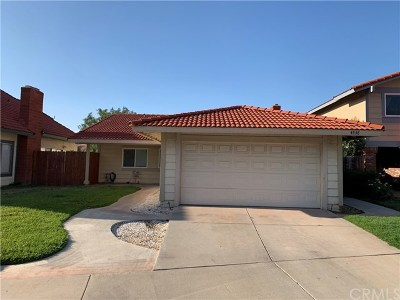 Corona Single Family Home For Sale: 4538 Feather River Road