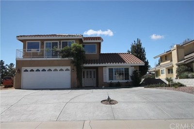 Victorville Single Family Home For Sale: 13265 Country Club Drive