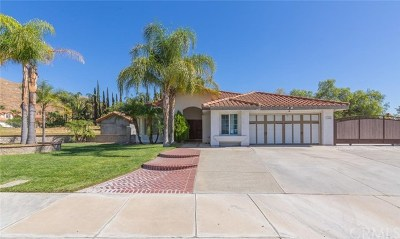 Moreno Valley Single Family Home For Sale: 11716 Wordsworth Road