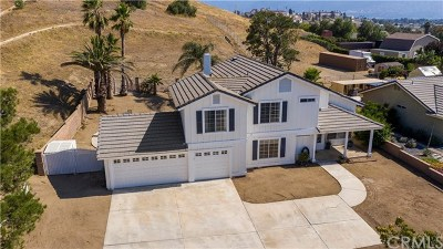 Norco Single Family Home For Sale: 2220 Norco Drive