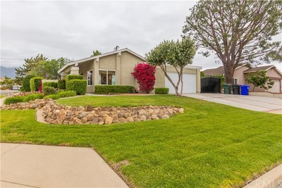 Rancho Cucamonga Single Family Home For Sale: 13080 Pinon Street