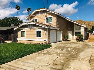 Norco Single Family Home For Sale: 4283 Pedley Avenue