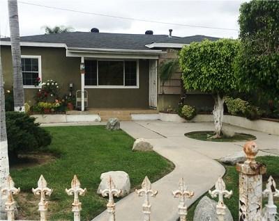 Santa Ana Single Family Home For Sale: 1110 N Daisy Avenue
