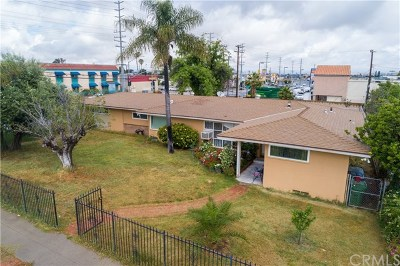 Corona Single Family Home For Sale: 1059 W 5th Street