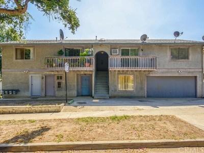 Corona Multi Family Home For Sale: 606 E 4th Street