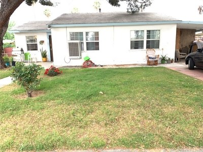 Rialto Single Family Home Active Under Contract: 764 N Meridian Avenue