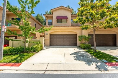 Chino Hills Condo/Townhouse For Sale: 2037 Lake Shore Drive #A