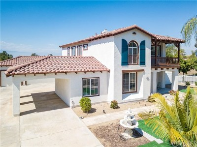 Corona Single Family Home For Auction: 327 Grapevine Drive