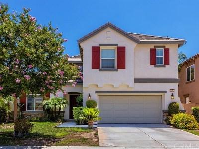 Lake Elsinore Single Family Home For Sale: 83 Plaza Avila