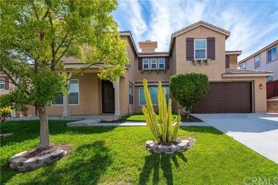 Murrieta Single Family Home For Sale: 36695 Longbranch Avenue