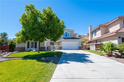 Murrieta Single Family Home For Sale: 23427 Fern Place