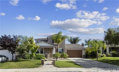 Menifee CA Single Family Home For Sale: $419,999
