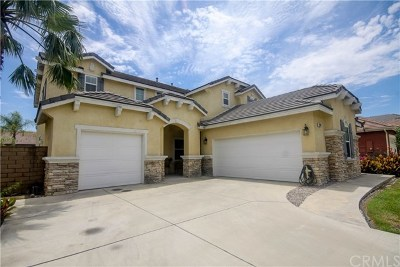 Rancho Cucamonga Single Family Home For Sale: 12983 Quail Ct