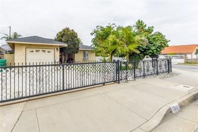 Baldwin Park Single Family Home For Sale: 14227 Chilcot Street