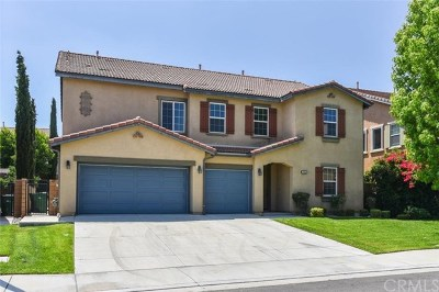 Riverside County Single Family Home For Sale: 7605 Shadyside Way