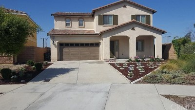 Fontana Single Family Home For Sale: 16721 Kalmia Lane