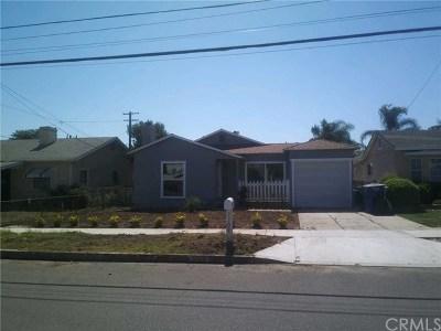 Ontario Single Family Home For Sale: 1108 S Oaks Avenue