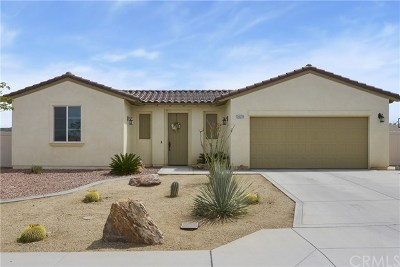 Yucca Valley Single Family Home For Sale: 56219 Nez Perce
